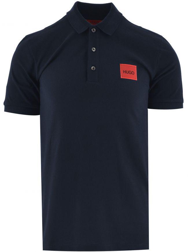Navy Dereso 212 Polo Shirt