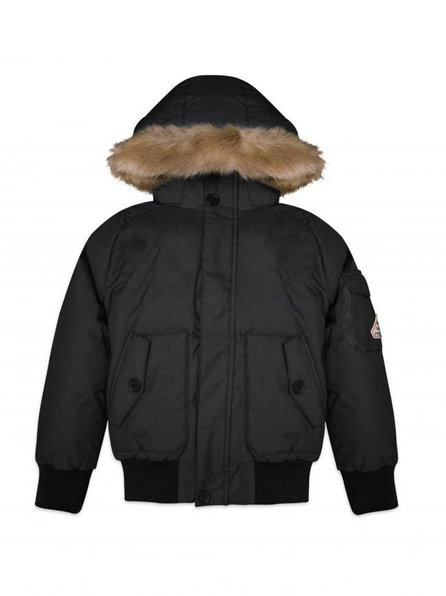 Black Jami Parka Jacket
