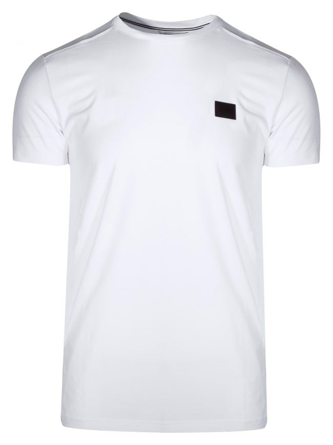 Crew Neck White T-Shirt