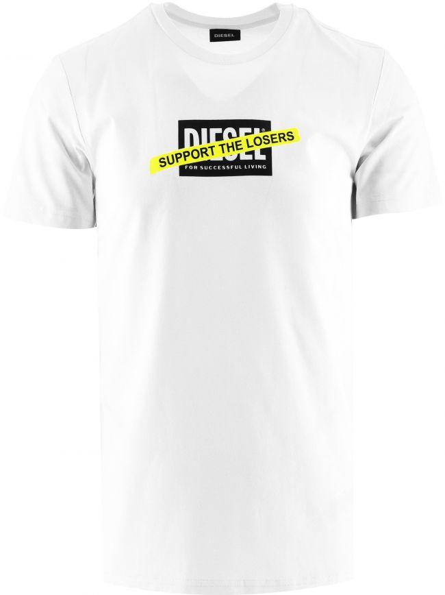 White T-Diegos-A3 T-Shirt