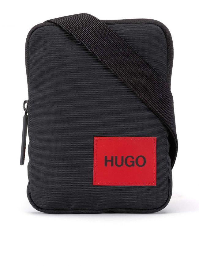 Black Ethon Reporter Bag