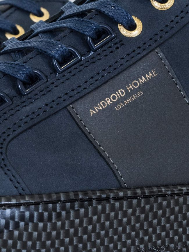 Android Homme Midnight Blue Carbon