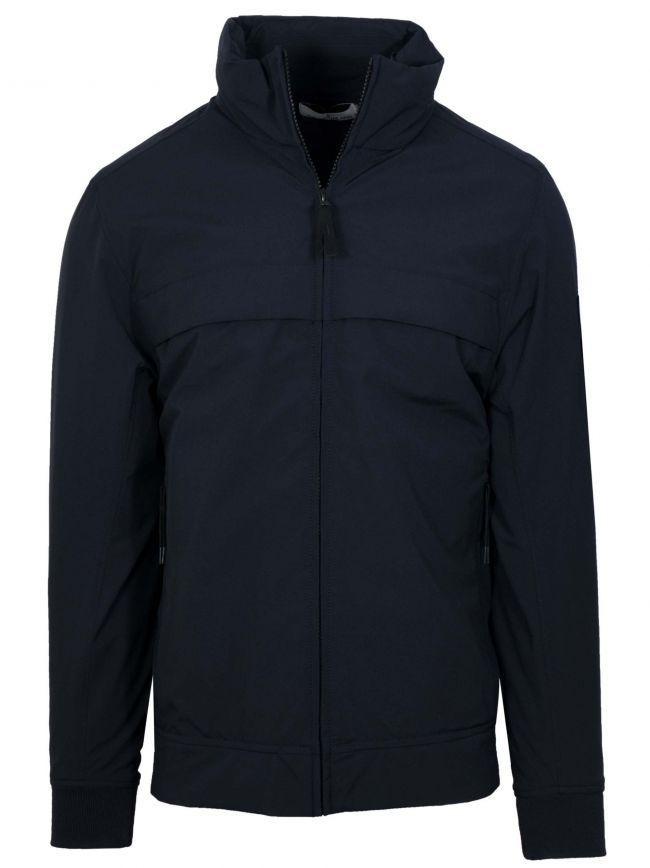 Navy Soft Shell R Primaloft Jacket
