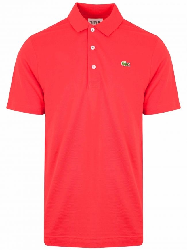L1230 Red Polo Shirt