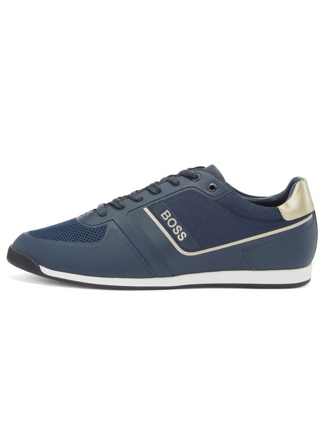 Navy Glaze Lowp MX Trainer
