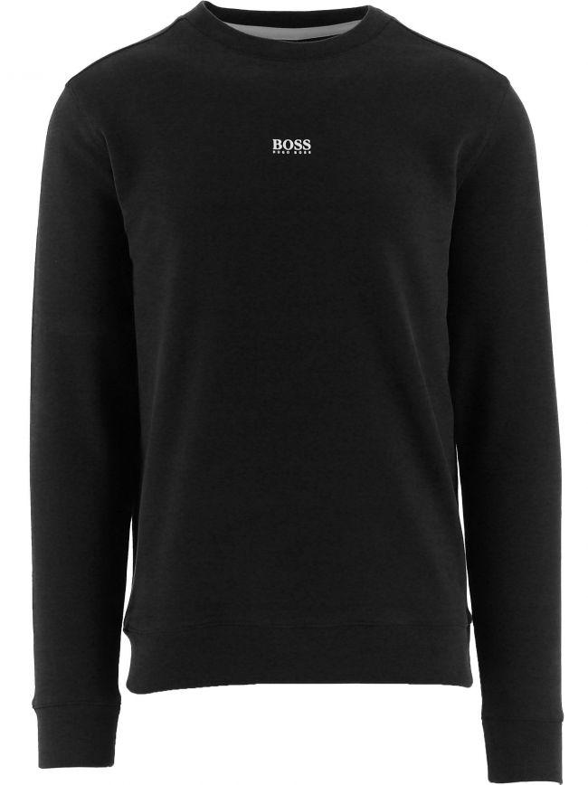 Black Weevo 2 Sweatshirt