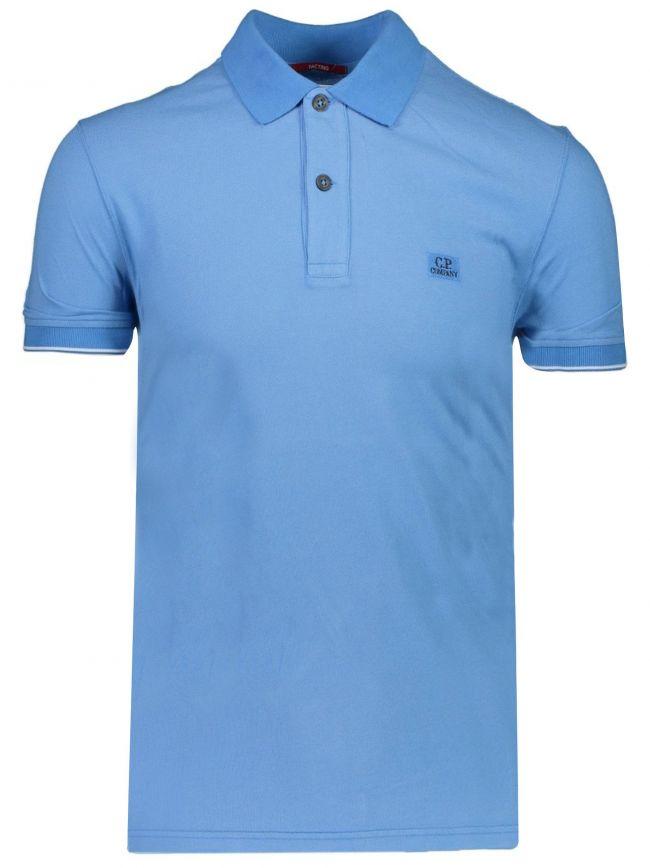 Blue Tacting Polo Shirt