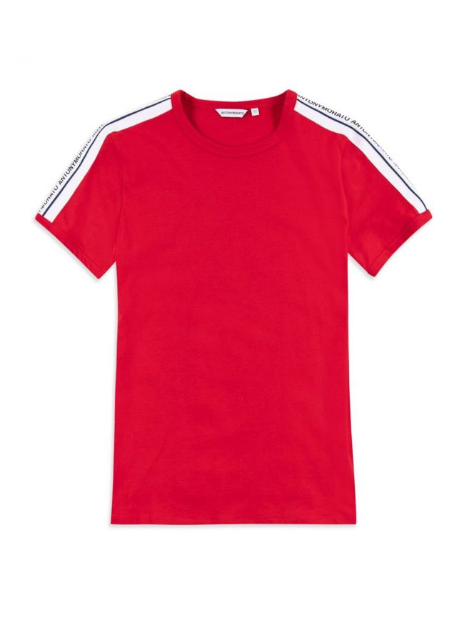 Red Tape Logo T-Shirt