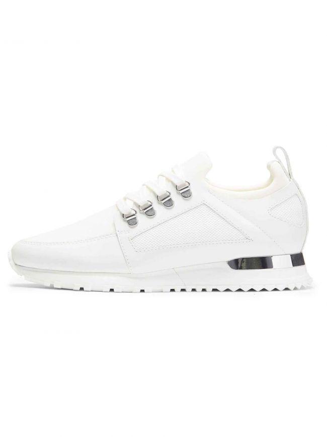 White BTLR Hiker Sneaker