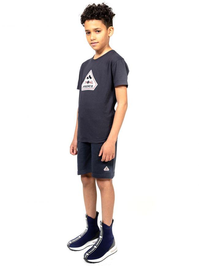 Pyrenex Kids Navy Karel T-Shirt