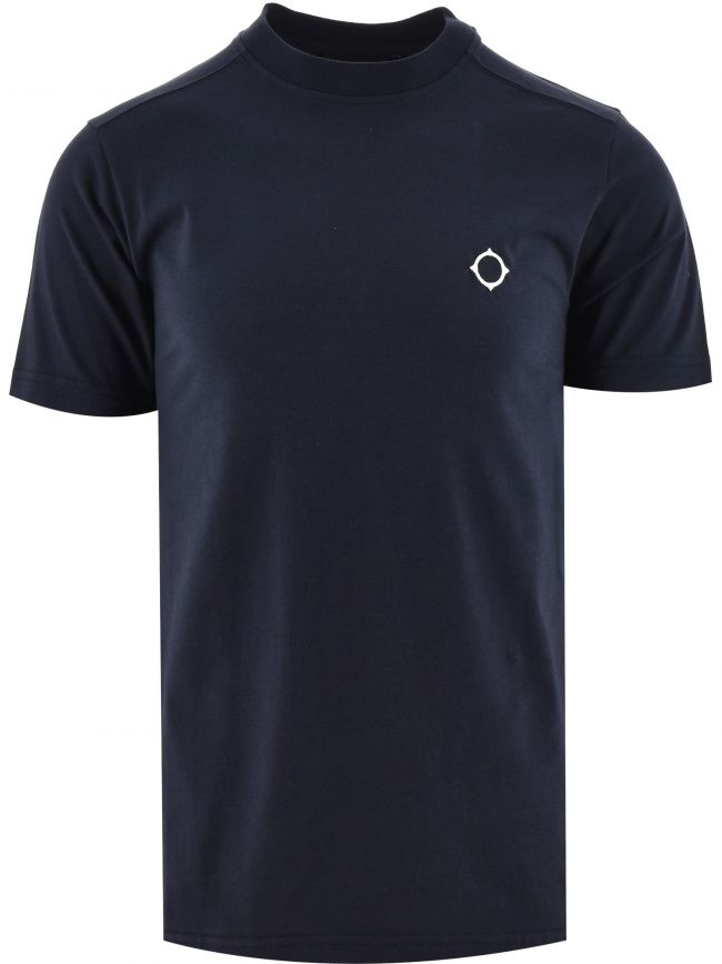 Navy Short Sleeve Icon T-Shirt