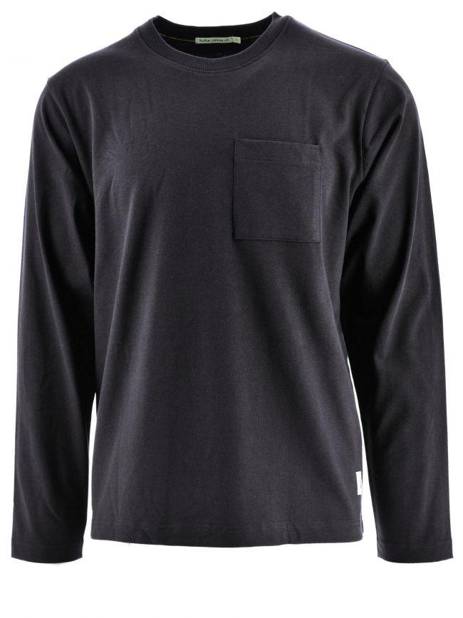 Rudi Black Pocket T-Shirt