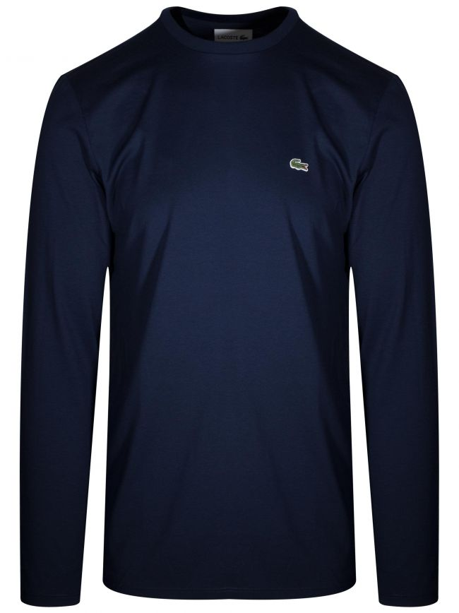 Navy Long Sleeved T-Shirt