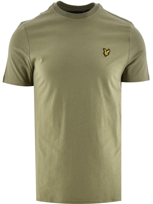 Green Plain T-Shirt