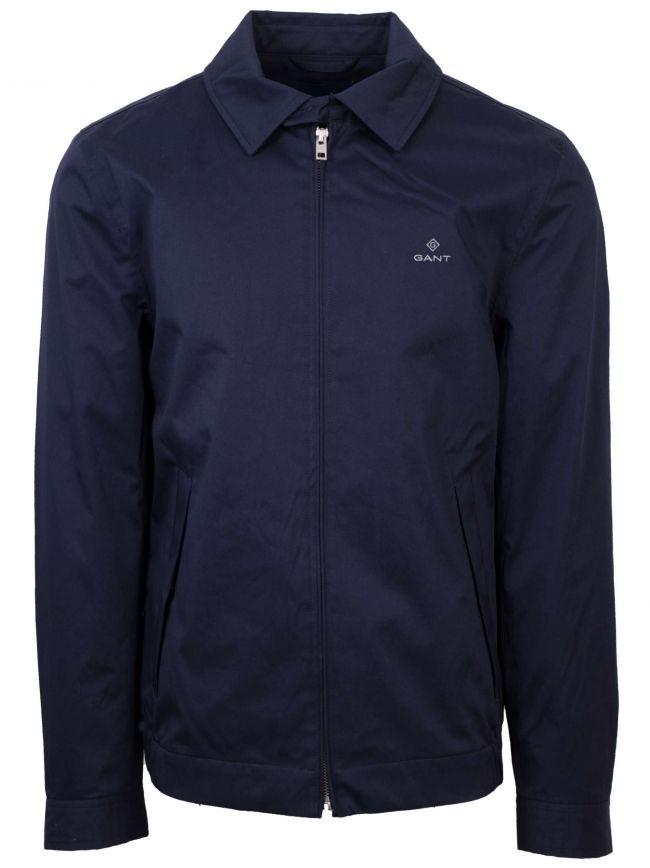 Evening Blue Windcheater Jacket