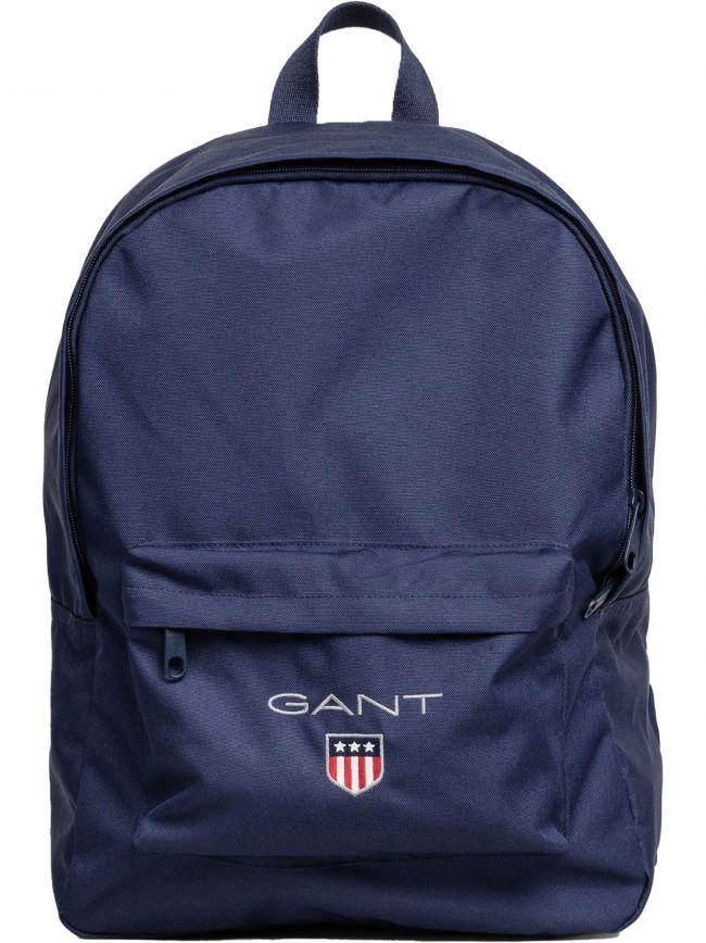 Blue Shield Logo Backpack Bag