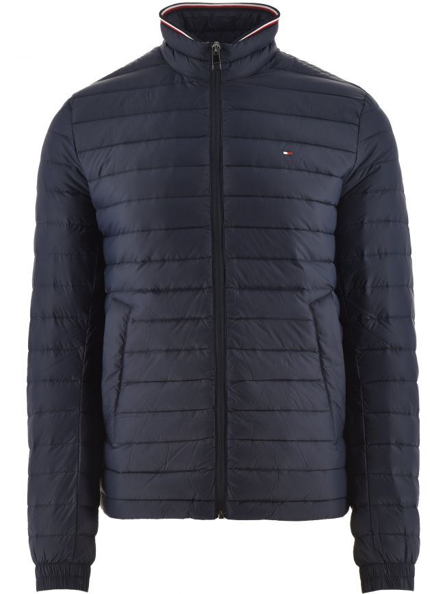 Navy Core Packable Down Jacket