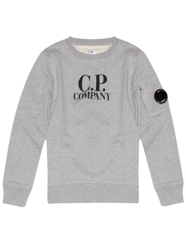 Grey Logo Sweatshirt
