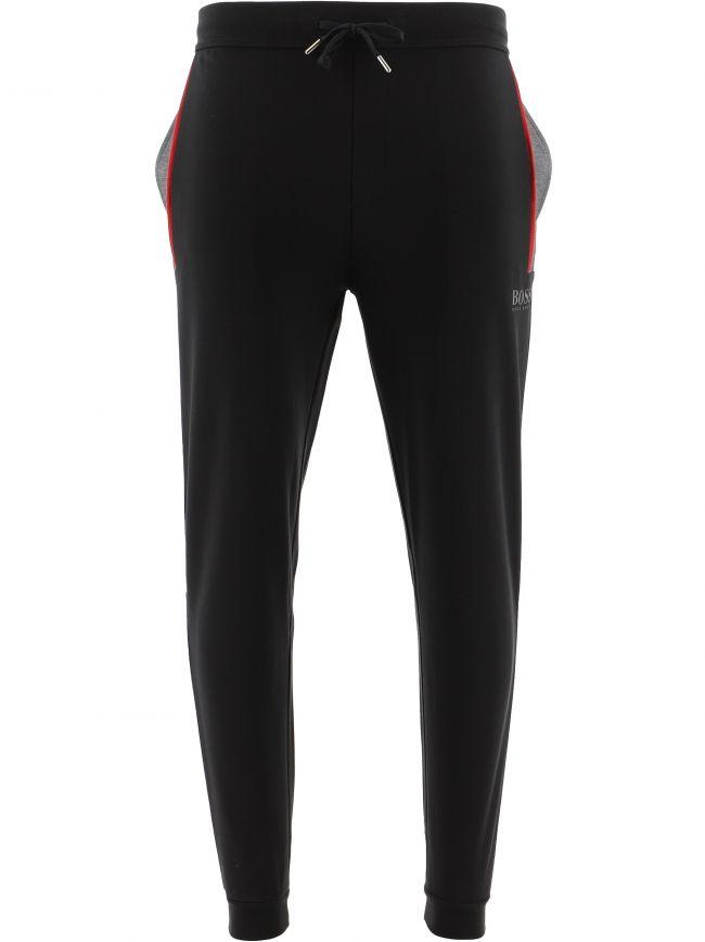 Black Tracksuit Pants