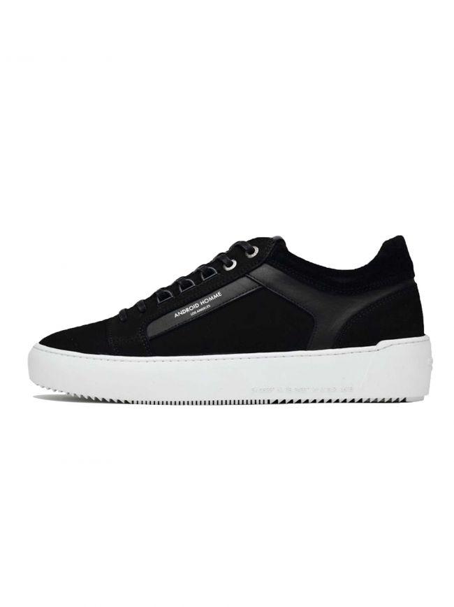 Black Venice Low Sneaker