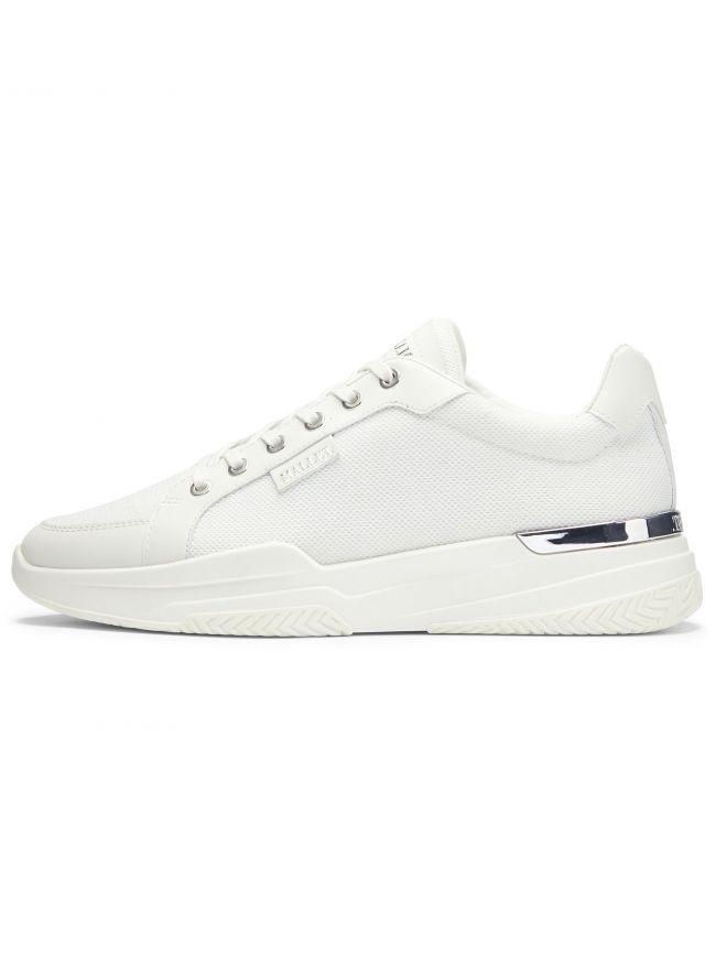 White Mesh Kingsland Sneaker