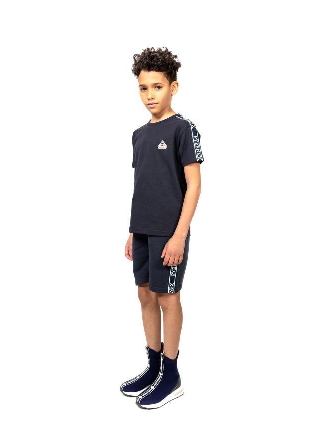 Pyrenex Kids Navy Randy T-Shirt