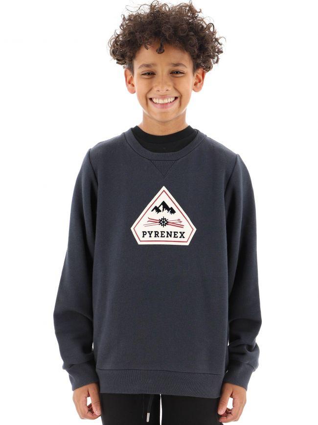 Pyrenex Kids Navy Charles Sweatshirt