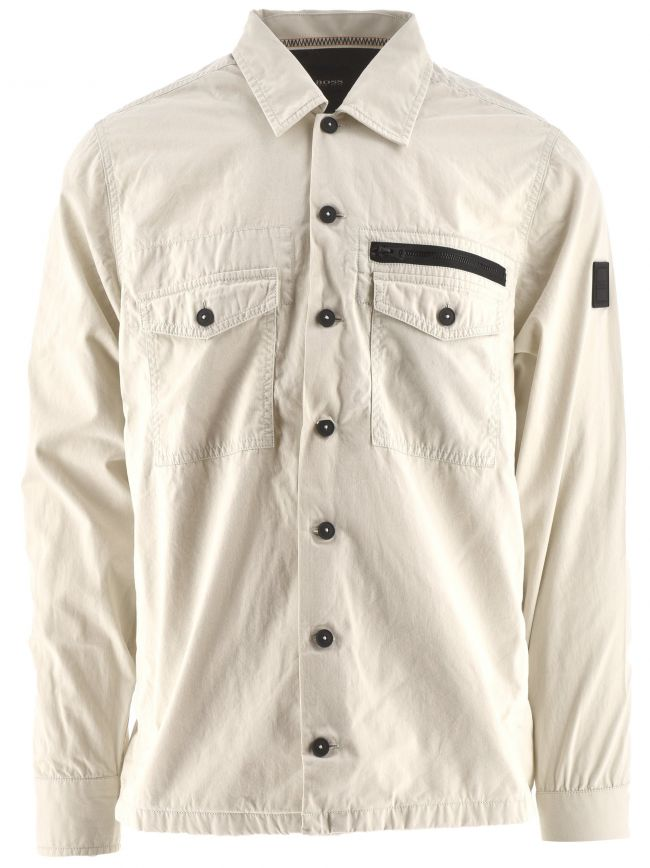 Khaki Lovel 3 Overshirt