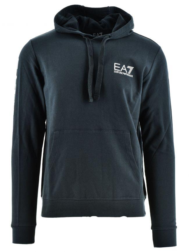 Night Blue Hooded Sweatshirt