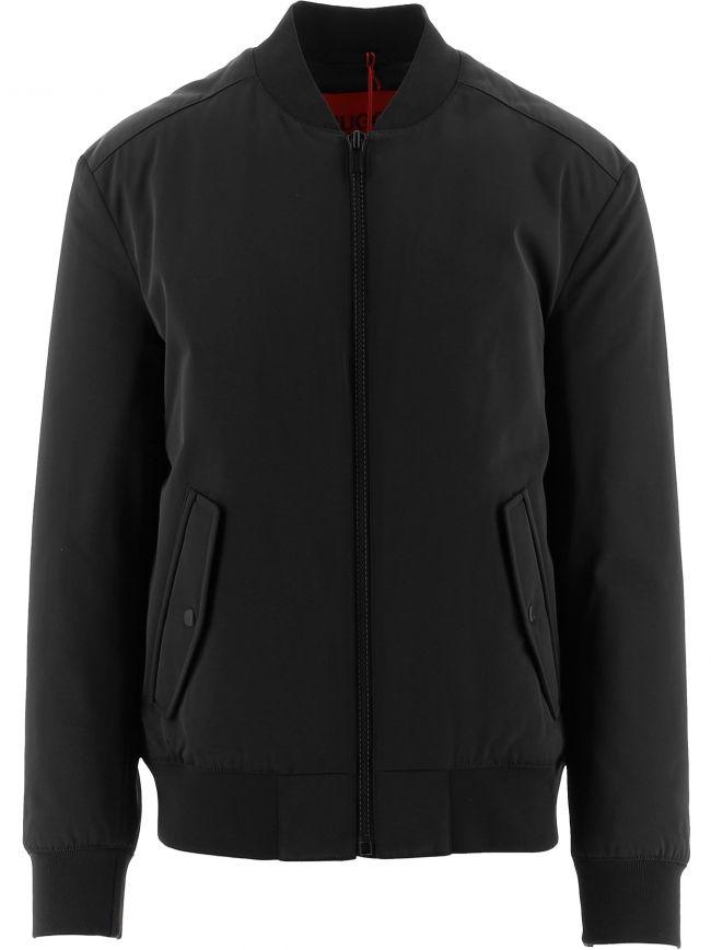 Black Boris 2121 Jacket