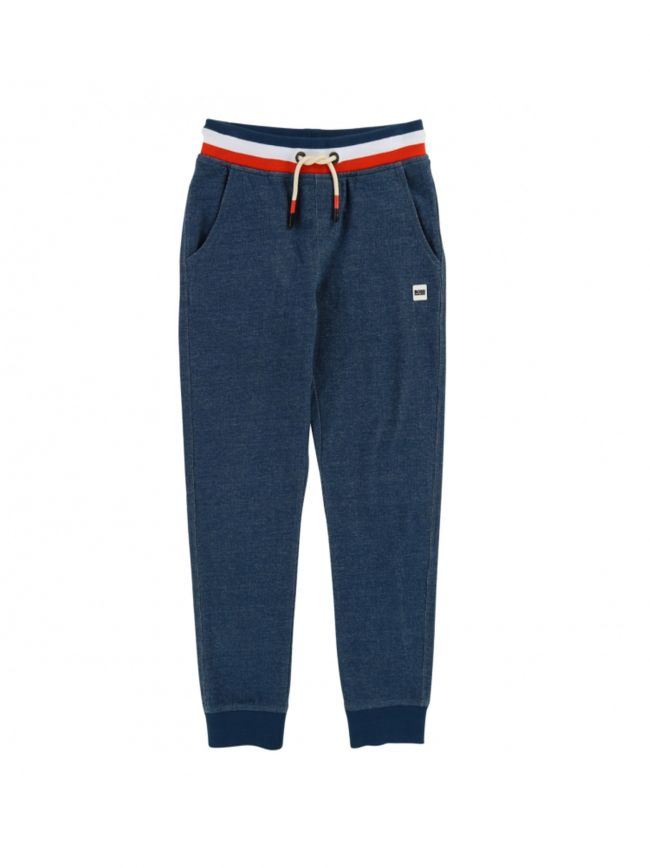 Teal Tracksuit Bottoms