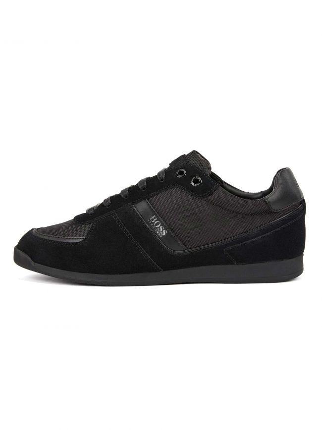 Black Glaze Low Trainer