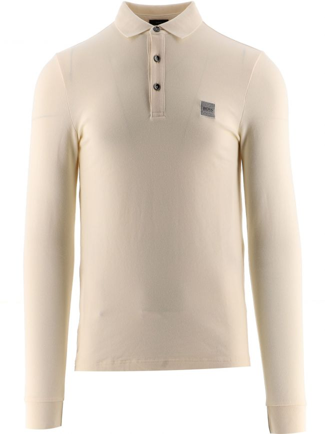 Beige Passerby Polo Shirt
