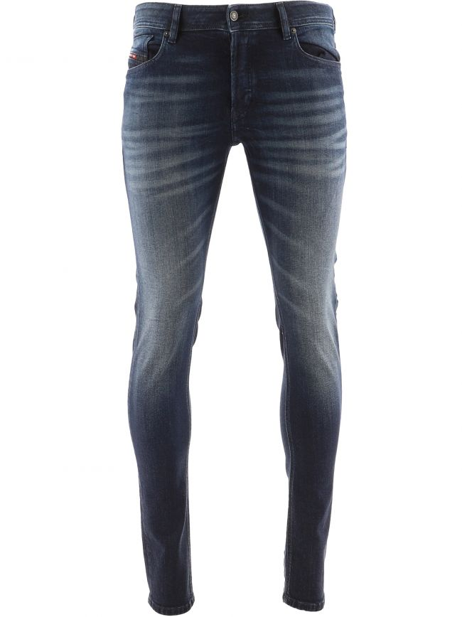 Blue Sleenker X 34 Leg Jean
