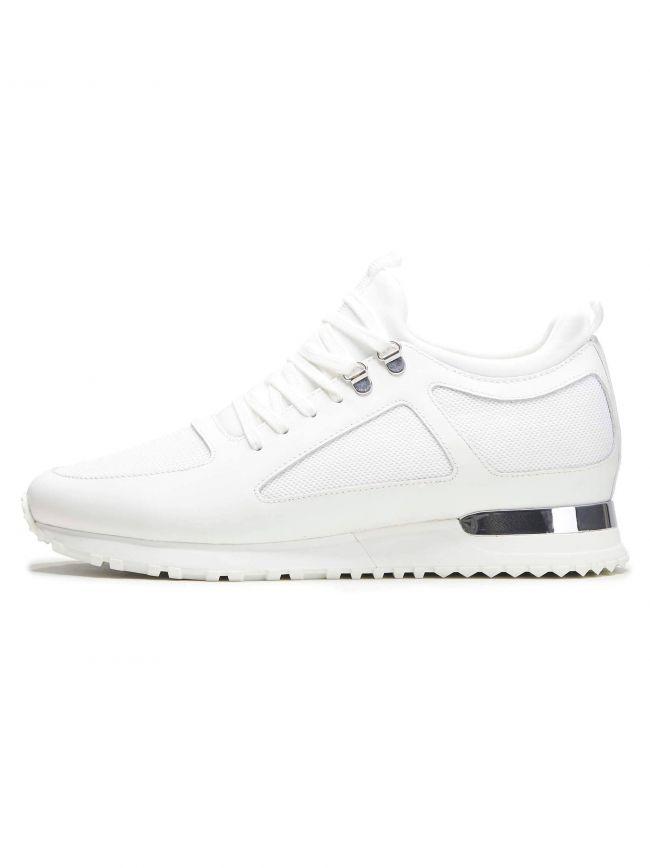 White BTLR Diver Sneaker