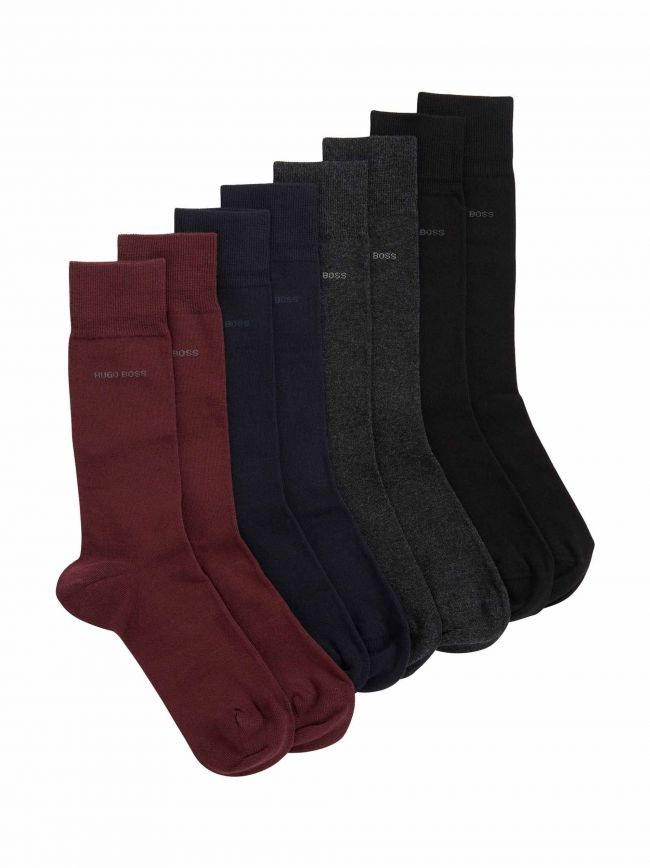 Mix 4-Pack Sock