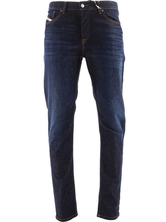 Blue D Fining 30 Leg Jean