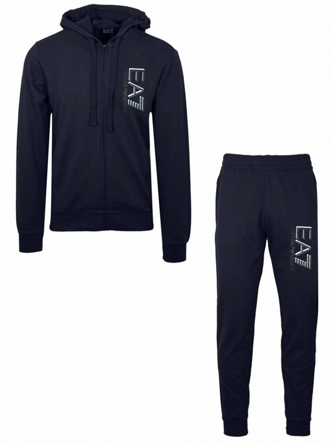 Navy Blue Full Tracksuit