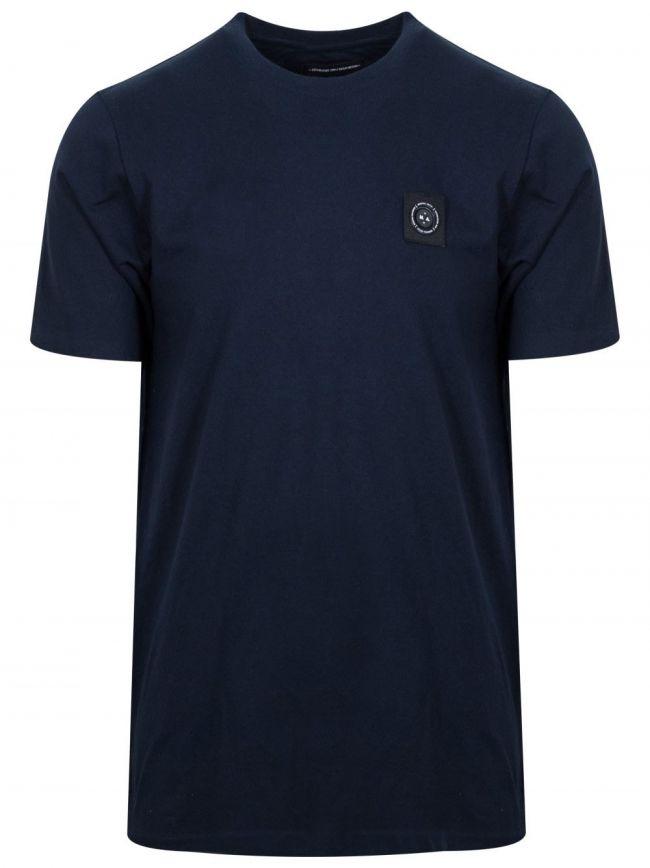 Navy Short Sleeve Siren T-Shirt