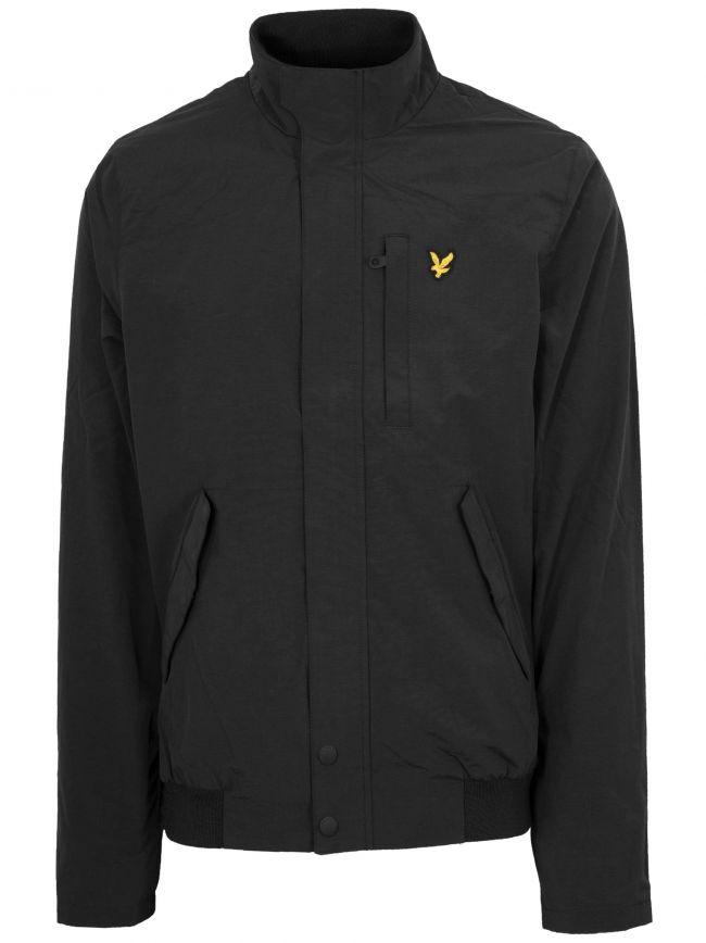 Black Harrington Jacket