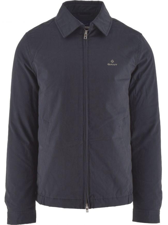 Blue Windcheater Jacket