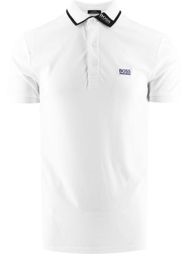 White Paule 1 Polo Shirt