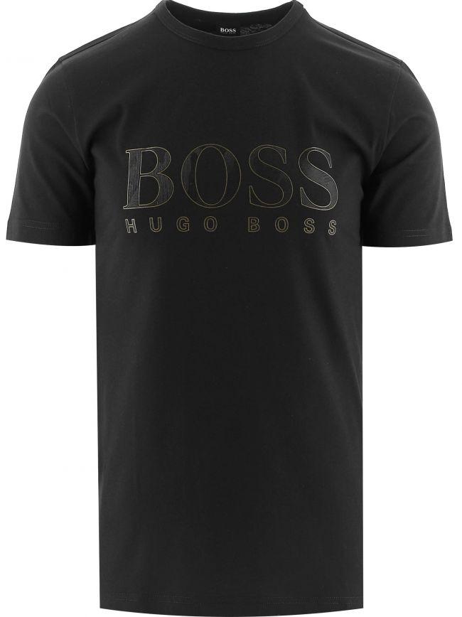 Black Tee Gold 3 T-Shirt
