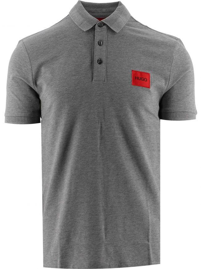 Grey Dereso212 Polo Shirt
