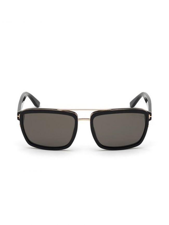 Black Anders Sunglasses