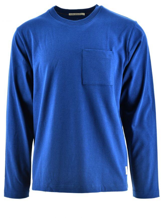 Rudi Royal Blue Pocket T-Shirt