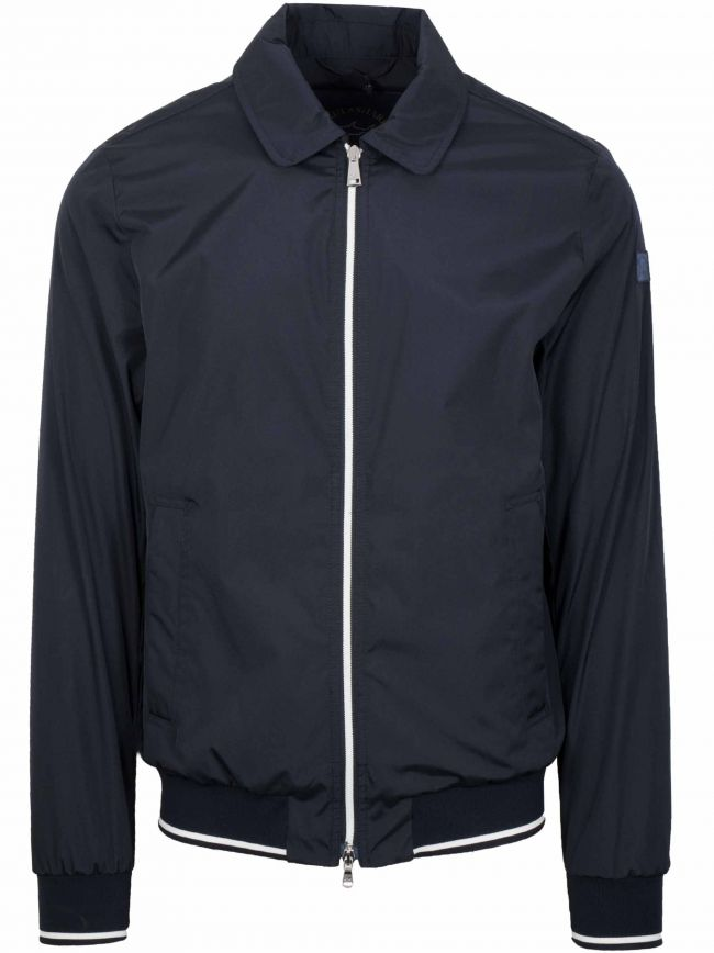Navy Blue Lightweight Jacket