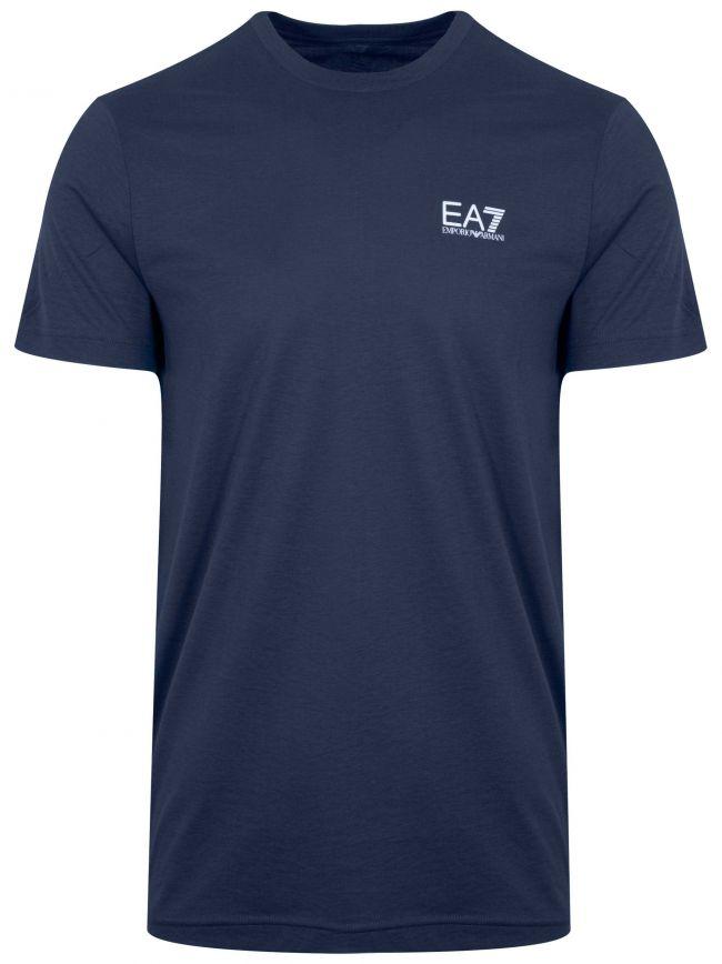 Night Blue Core Logo T-Shirt