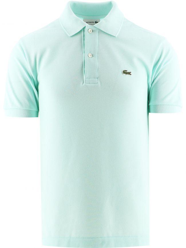 Mint Green Classic L1212 Polo Shirt