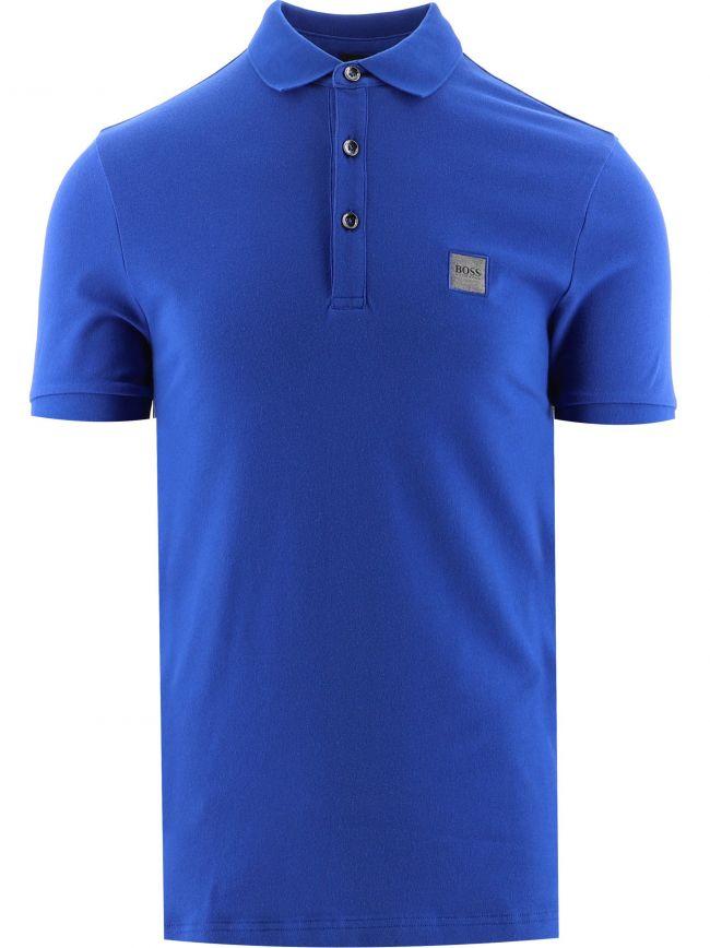 Blue Passenger Polo Shirt